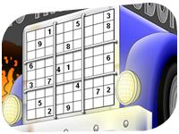 Big Truckin Sudoku